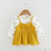 2020春秋裝新款女寶寶公主連衣裙0-1-2-3歲女小童裙子女嬰兒童裝 蘿莉新品