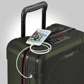 【終身保固 BRIGGS & RILEY 】TORQ系列22吋四輪硬殼行李箱-軍綠)BRQU222SP-23