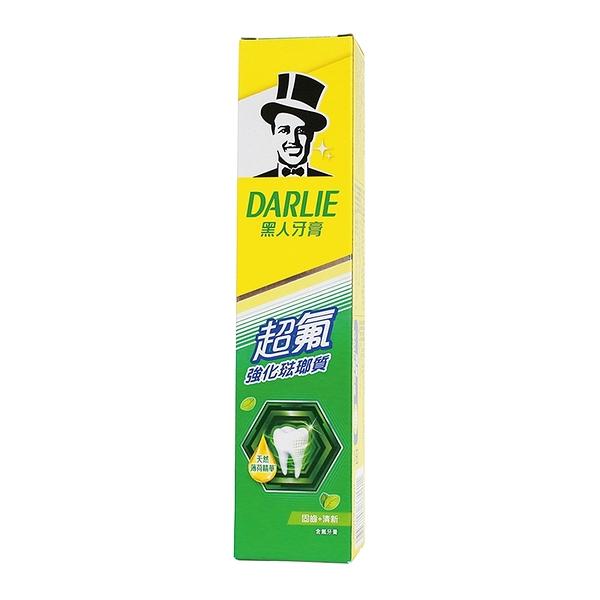 黑人 超氟強化琺瑯質牙膏 250g【BG Shop】黑人牙膏
