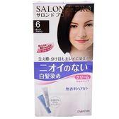 塔利雅 沙龍級染髮劑 6號(自然褐)【全成藥妝】