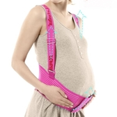 托腹帶孕婦專用透氣兜肚子護腰帶產前孕晚期夏季懷孕期保胎拖腹帶