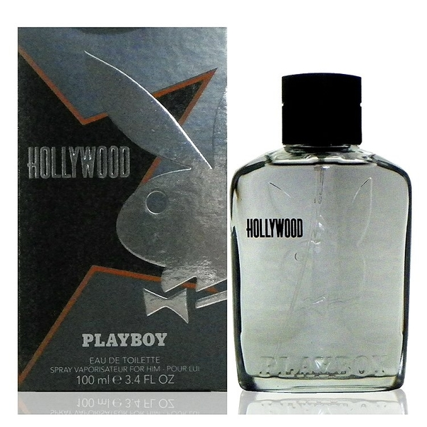 Playboy Hollywood 好萊塢星光淡香水100ml