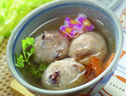 新竹海瑞香菇貢丸600g-海瑞貢丸 不斷的創新口味、多元化
