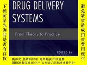 二手書博民逛書店Dendrimer-Based罕見Drug Delivery Systems: From Theory to Pr