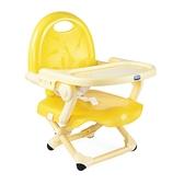 Chicco-POCKET SNACK 攜帶式輕巧餐椅座墊-檸檬黃[衛立兒生活館]
