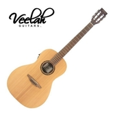 【敦煌樂器】VEELAH V1-P 單板民謠木吉他