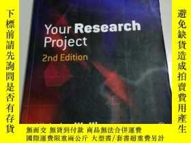 二手書博民逛書店Your罕見Research ProjectY212829