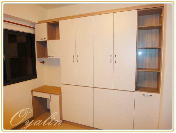 【歐雅 系統家具 】床頭櫃搭配書桌