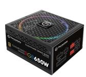 曜越 Thermaltake Toughpower Grand RGB TPG-650W金牌認證全模組電源供應器【刷卡含稅價】