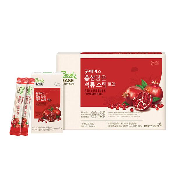 正官庄 高麗蔘石榴美妍飲(30入/盒)x1