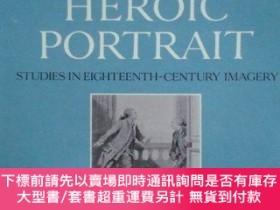 二手書博民逛書店Hume罕見and the Heroic Portrait: Studies in Eighteenth-Cent