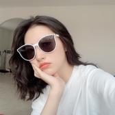 太陽眼鏡 網紅墨鏡女ins街拍時尚歐美大臉顯瘦韓版潮偏光防紫外線太陽眼鏡 歐歐
