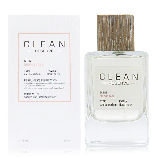 CLEAN RESERVE Blonde Rose 金棕玫瑰淡香精 100ml [QEM-girl]