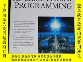 二手書博民逛書店AI罕見GAME ENGINE PROGRAMMING(含1CD-ROM)Y94821 Brian Schwa