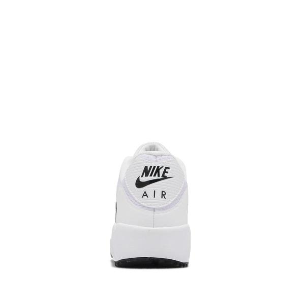 Nike 高爾夫球鞋 Air Max 90 Golf 男鞋 女鞋 白 黑 無釘 休閒鞋 運動鞋【ACS】 CU9978-101