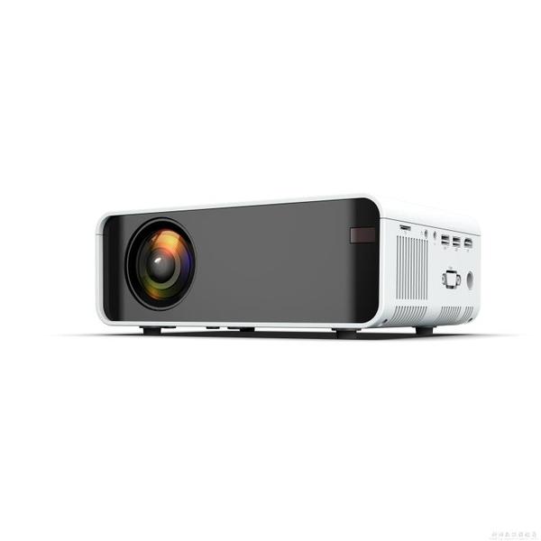 新款投影儀家用wifi無線手機同屏臥室4k高清3D電視投影機1080小型 科炫數位