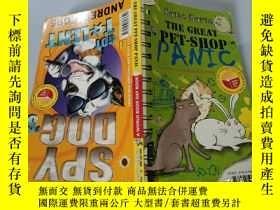 二手書博民逛書店The罕見Great Pet-Shop Panic:大寵物店恐慌.Y200392