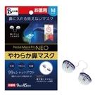 【2004098】柔軟型隱形口罩PM2.5 ( 9入)M
