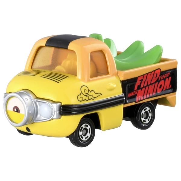 【TOMICA】DT小小兵香蕉車(綠)(電影版)(TM16077)