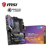 【綠蔭-免運】微星MSI MPG Z590 GAMING FORCE Intel主機板