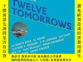 二手書博民逛書店Twelve罕見TomorrowsY364153 Wade Roush Mit Press 出版2018