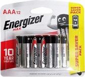 勁量鹼性電池4號12入