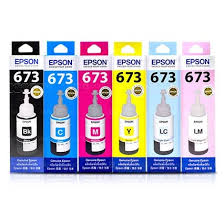 EPSON T673100~T673600原廠墨水組(6色各1)★適用機型:L800/L805/L1800
