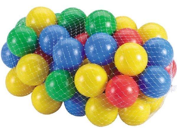 [衣林時尚] 台灣製彩球 7cm 100個 CE認證 4色
