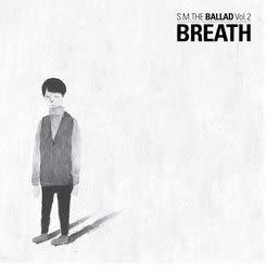 S.M. THE BALLAD Vol.2 BREATH 呼吸 韓文版台壓版 CD(購潮8)