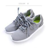 ORWARE-柔軟帆布休閒鞋 522009-05灰