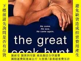 二手書博民逛書店The罕見Great Cock HuntY364682 Alex Kensington 出版2008