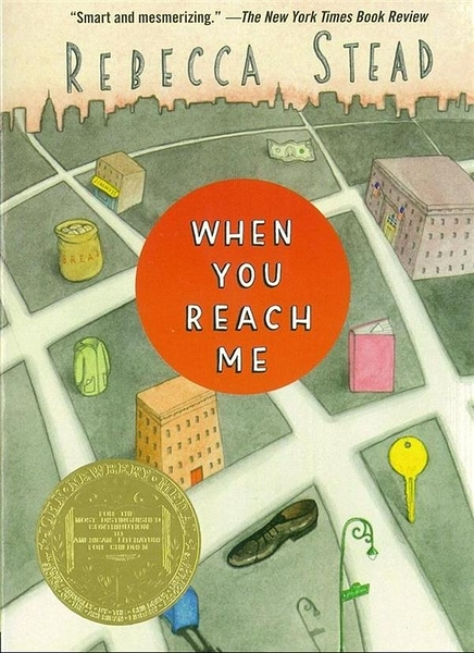 (二手書)When You Reach Me (Newbery)