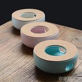 加厚玻璃煮花茶壺過濾水果泡茶壺耐熱泡水壺套裝家用蠟燭底座 【快速出貨】