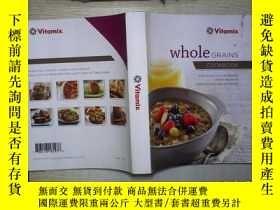 二手書博民逛書店Whole罕見Grains cookbook 。、Y180897