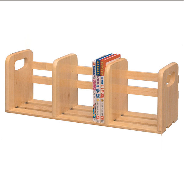 ONE HOUSE-DIY-實木桌上書架/置物架/書櫃