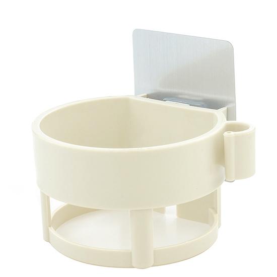 吹風機掛架 置物架 收納架 浴室 免打孔 強力吸附  衛浴收納 防水 無痕貼 吹風機架【Z050】MY COLOR
