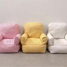 兒童懶人沙發男女榻榻米布藝寶寶小沙發椅座椅靠背【聚可愛】