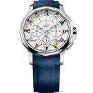 CORUM崑崙錶 ADMIRAL 42海軍上將計時機械腕錶 984.101.20/F373 AA12