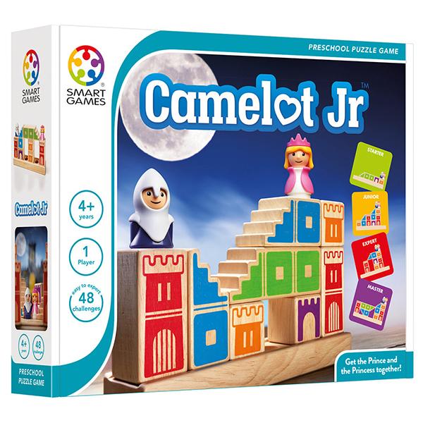 信誼 【SMART GAMES】飛越城堡王子救公主