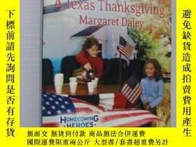 二手書博民逛書店A罕見Texas Thanksgiving (Love Insp