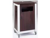 展藝 Zhanyi ZY-689 高級移動型伴唱機櫃/音響展示櫃