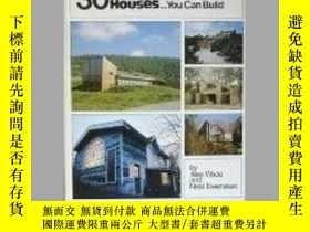 二手書博民逛書店30罕見Energy Efficient Houses You