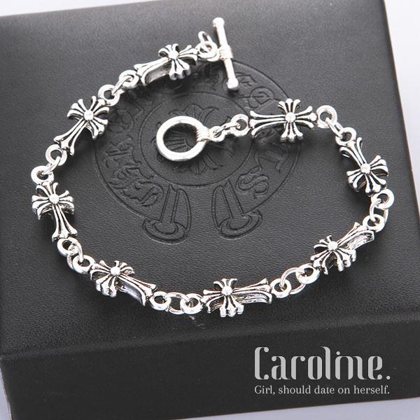 《Caroline》★流行時尚韓國流行權志龍GD同款經典復古手環69788