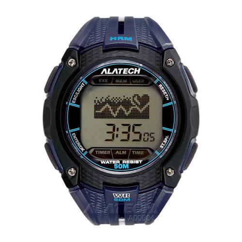 ALATECH FB002 專業健身 心率錶 -- 藍色