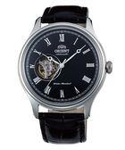 【時光鐘錶】東方錶 ORIENT 防水 鏤空 機械 男錶(FAG00003B 黑)