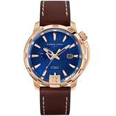 Giorgio Fedon 1919 TIMELESS VIII系列機械腕錶 GFCI006  藍面