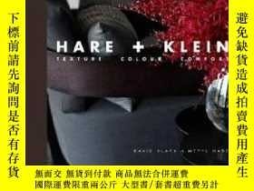 二手書博民逛書店Hare罕見+ Klein:Texture, Colour, C