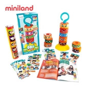 【西班牙Miniland】喜怒哀樂 BBQ 認知遊戲 ML000130