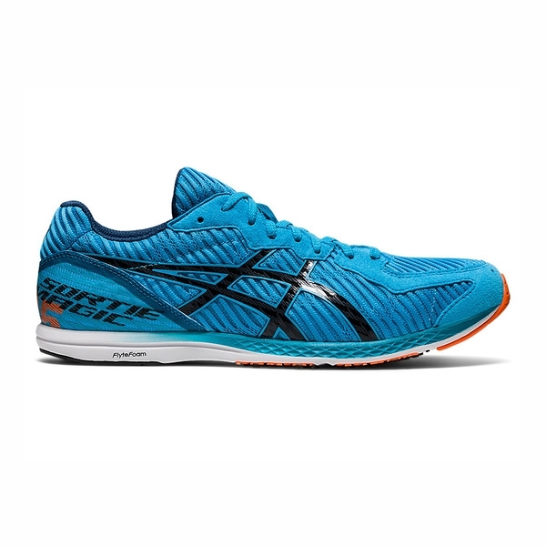 Asics Sortie Magic [1093A090-402] 男女鞋 慢跑 運動 休閒 輕量 舒適 亞瑟士 藍 黑