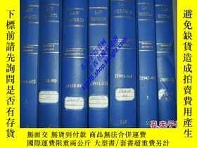 二手書博民逛書店LAW罕見REPORTS PROBATE DIVISION(19